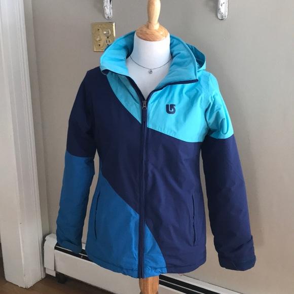 c0fa66c435 Burton Jackets   Blazers - Burton ski jacket- Women s XS or girls XL